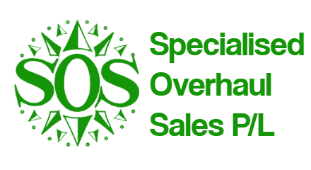 Specialised Overhaul Sales P/L
